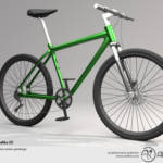 grafika 3D rower