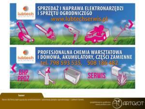 Banery dla LubTech z Lubina