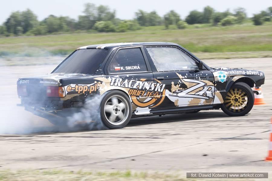zdjęcie impreza event Legnica drift