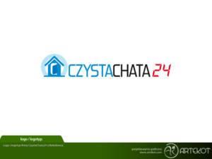 Logo CzystaChata24