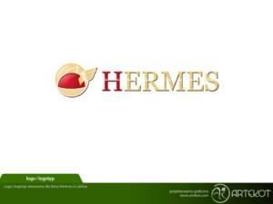 Logo dla firmy Hermes z Lublina