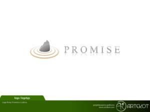 Logo firmy Promise z Lubina