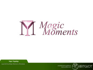 Logo Magic Moments z Wrocławia