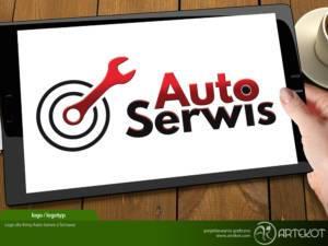 Logo dla Auto Serwis ze Ścinawy