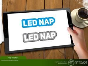 Logo firmy LEDNAP z niemiec