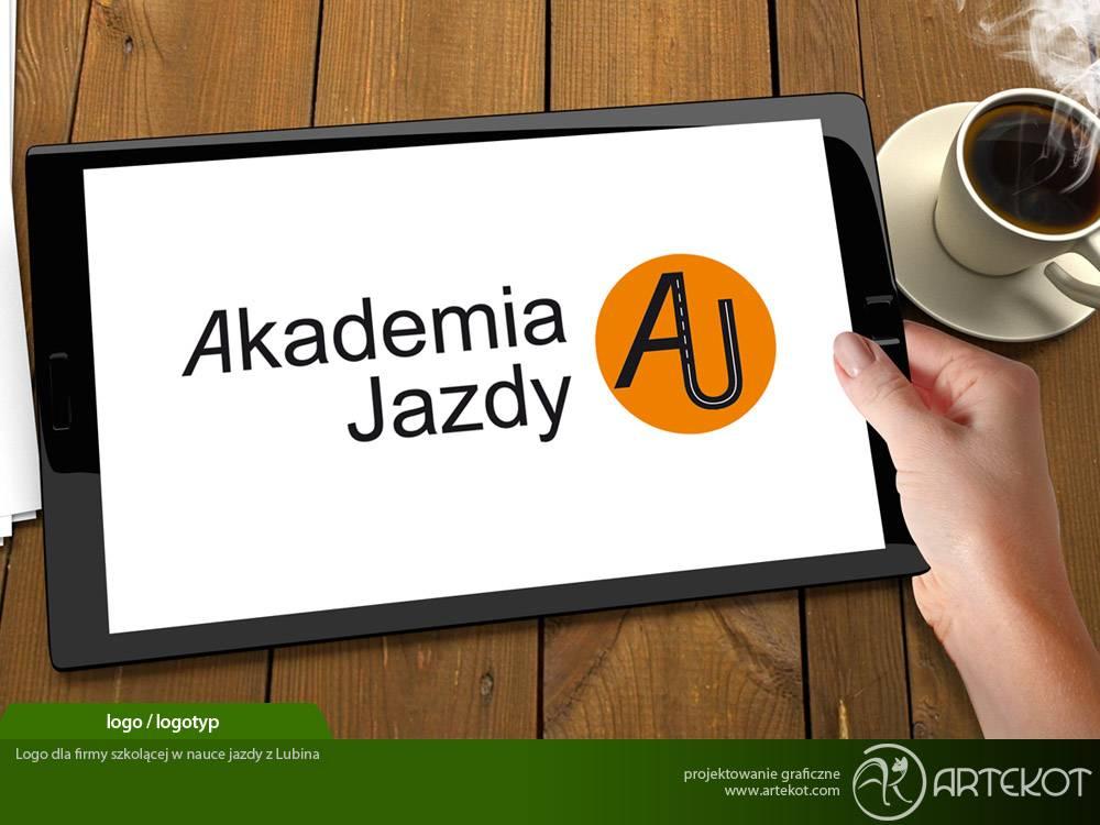 Logo firmy Akademia Jazdy