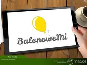 Logo dla Balonowo Mi