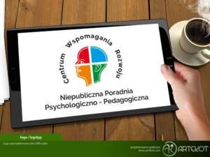 Logo dla CWR w Lubinie