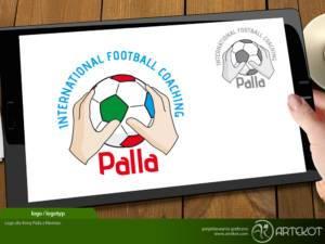 Logo dla Palla z Niemiec