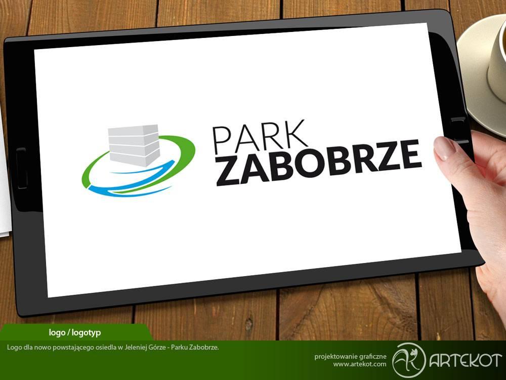 Logo spółki Park Zabobrze