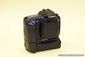 zdjęcie EOS 20D Canon