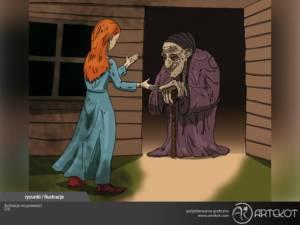 ilustracje do powieści
