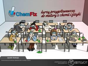 Ilustracje dla Chemfiz