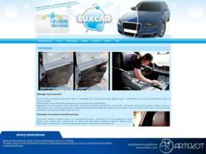 Strona firmy Luxcar