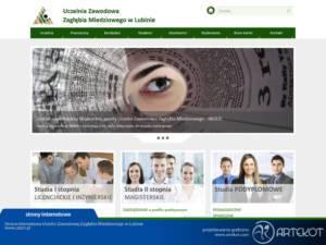 Oficjalna strona CMS UZZM