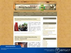 Strona internetowa dla ZOPG
