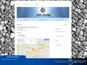 Strona firmy Jin-Jang