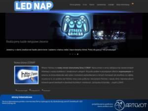 Strona dla Lednap.de