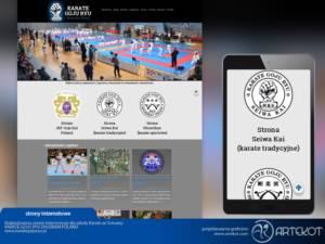 Strona organizacji Karate