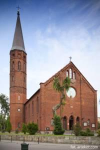 fotografia zdjęcie kościół