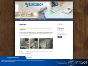 Strona dla Eurodomizil