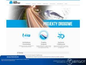 Strona Zespołu Projektowego