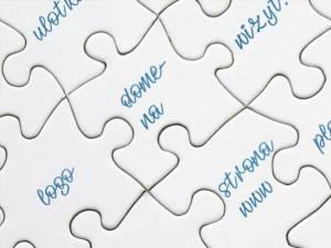 reklama puzzle