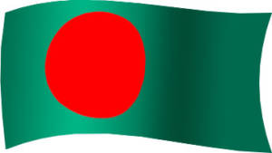 flaga bangladesz